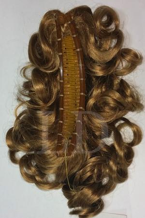 Wigs By Mona Lisa 174 Banana Clip Ponytail By Mona Lisa