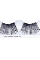 You Get 6 Pairs - Extra Long Eyelashes Bk.Tppl