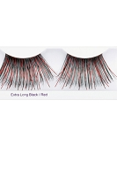 You Get 6 Pairs - Extra Long Eyelashes Bk.Tred
