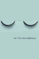 You Get 6 Pairs - GLITTER EYELASH #1909G-1100