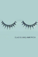 You Get 6 Pairs - GLITTER EYELASH #1909G-4015