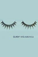 You Get 6 Pairs - GLITTER EYELASH #1909G-4047