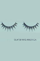 You Get 6 Pairs - GLITTER EYELASH #1909G-4739