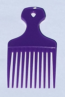 AFRO PICK (MEDIUM PLASTIC)