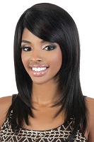 Chic Indian Remi Human Hair Wig