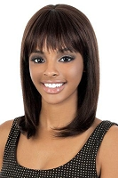 Indigo Indian Remi Human Hair Wig