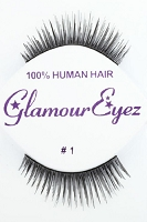 You Get 6 Pairs - Eyelashes 1