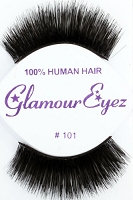 You Get 6 Pairs - Eyelashes 101