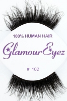 You Get 6 Pairs - Eyelashes 102