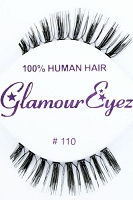 You Get 6 Pairs - Eyelashes 110
