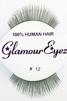 You Get 6 Pairs - Eyelashes 12