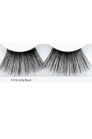 You Get 6 Pairs - Extra Long Eyelashes Blk