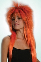 F877 FANCY COLORFUL Wig