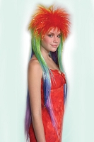 F878 FANCY COLORFUL Wig