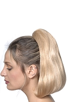 Irina Synthetic Reversible Claw Clip Hairpiece