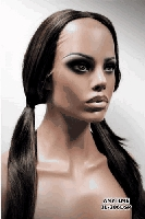Modu Invisi Lace Lace Front Double Side Ponytail Wig IL-206DSP