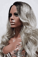 Modu Synthetic Lace Part Wig LPW-127