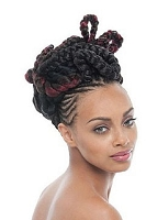 Mega Jumbo Braid Synthetic Braiding Hair