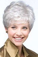 Dixie Monofilament Wig