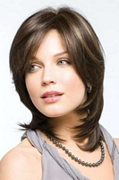 Summer Monofilament Wig
