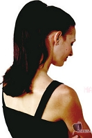 Straight Easy Clip Ponytail