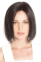 cafe chic heat friendly lace front wig