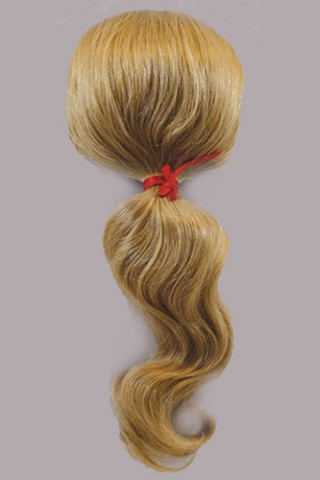 Wigs By Mona Lisa Mini Fall Human Hair Half Wig By Mona Lisa