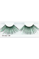 You Get 6 Pairs - Extra Long Eyelashes Bk.Tgr