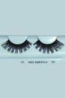 You Get 6 Pairs - EYELASHES #1909-40