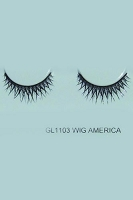 You Get 6 Pairs - GLITTER EYELASH #1909G-1103