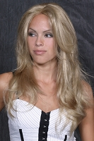 Angelina Monofilament Wig