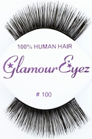 You Get 6 Pairs - Eyelashes 100