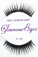 You Get 6 Pairs - Eyelashes 138