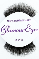 You Get 6 Pairs - Eyelashes 203