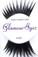 You Get 6 Pairs - Eyelashes 301