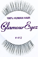 You Get 6 Pairs - Eyelashes 412
