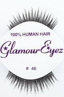 You Get 6 Pairs - Eyelashes 46
