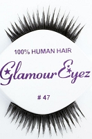You Get 6 Pairs - Eyelashes 47