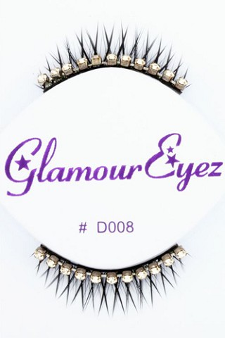 You Get 6 Pairs - Eyelashes D008